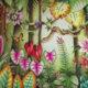 Felnőtt színező - Mágikus Dzsungel Chris Cheng értelmezésében