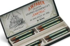 felnőtt színező - korabeli faber castell ceruza