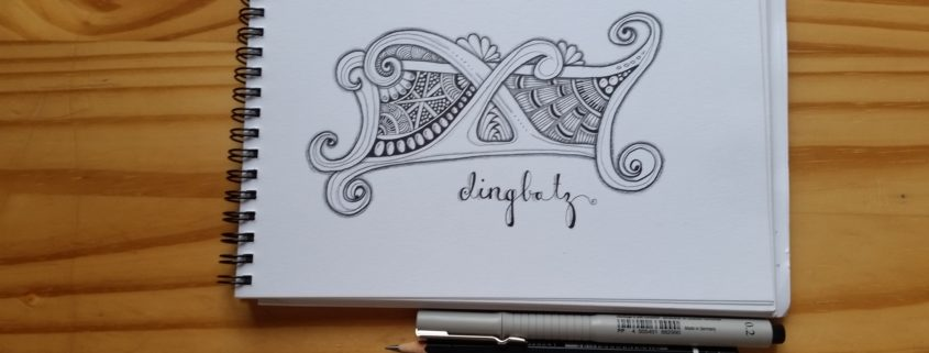 zentangle - dingbatz