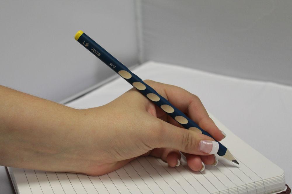 Balkezes ceruza?