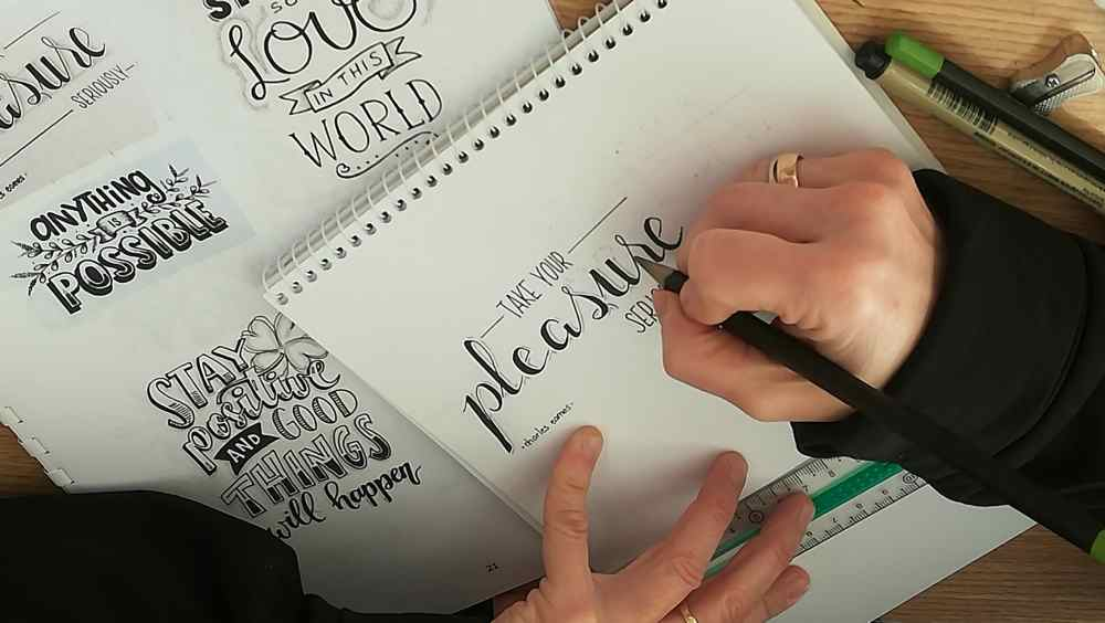 Fókuszban a betű – betűrajzoló klub