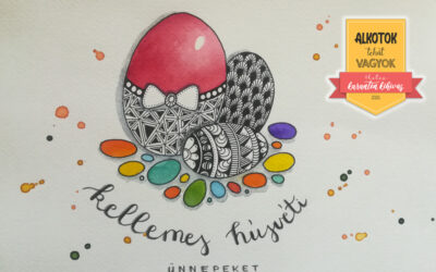 +1 Kihívás – Húsvéti tojás díszítés